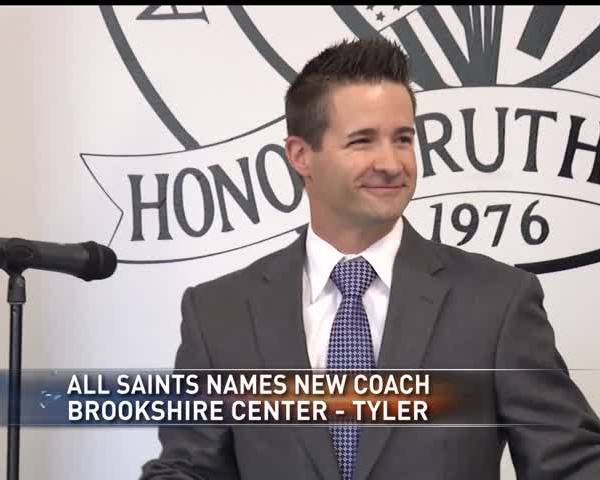 All Saints hires Drew Starnes as new head football coach_02553405-159532