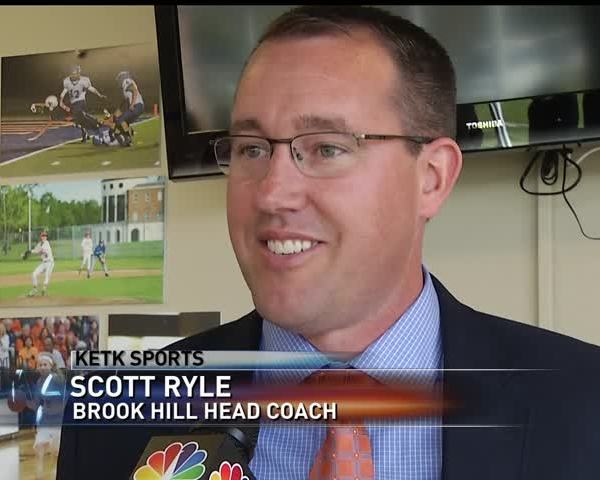 Brook Hill hires Scott Ryle as new football coach_63840430-159532