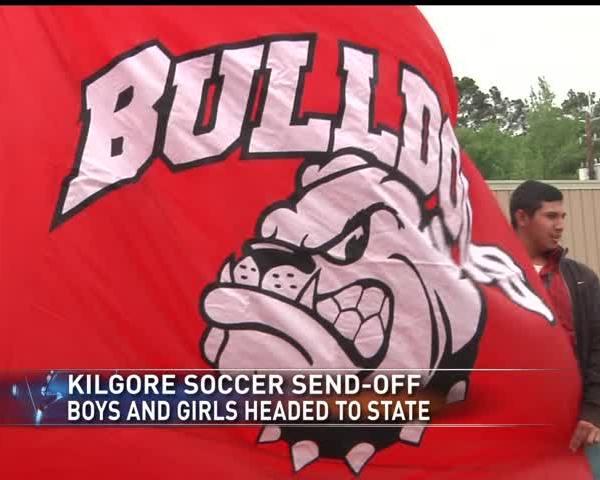 Kilgore soccer teams get big sendoff to state_32614545-159532