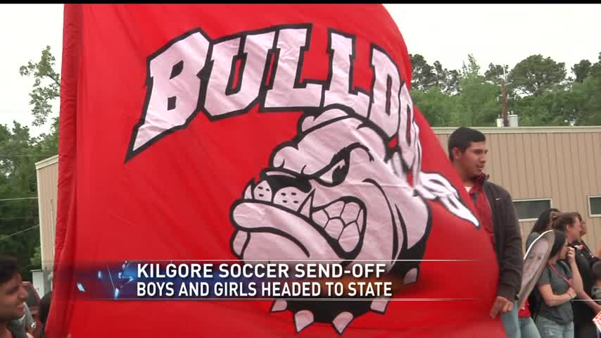 Kilgore soccer teams get big sendoff to state_32614545-159532