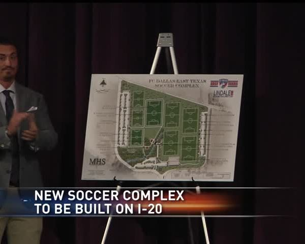 New soccer complex to be built on I-20_60072499-159532