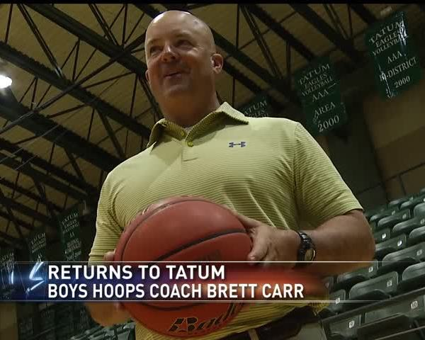 Return to Tatum- Rejuvenated Brett Carr back to coach Eagles_20925319-159532