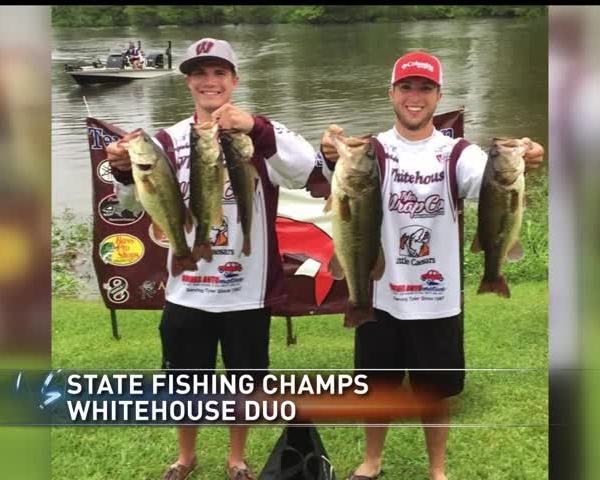 Whitehouse duo wins state fishing title_96169918-159532