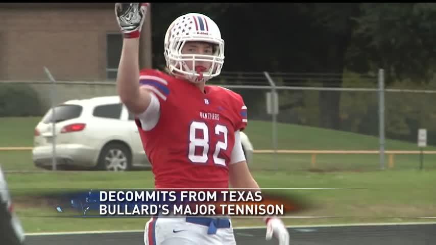 Bullard-s Major Tennison Decommits from Texas_87162934-159532