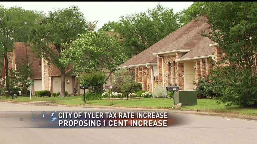 City of Tyler proposes tax rate increase_28225913-159532