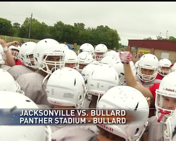 East Texas Friday night high school football scrimmages_07905592-159532