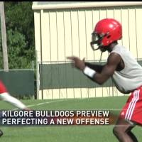 Kilgore more comfortable with offensive scheme_23198471-159532