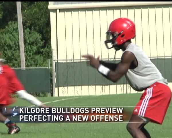 Kilgore more comfortable with offensive scheme_23198471-159532