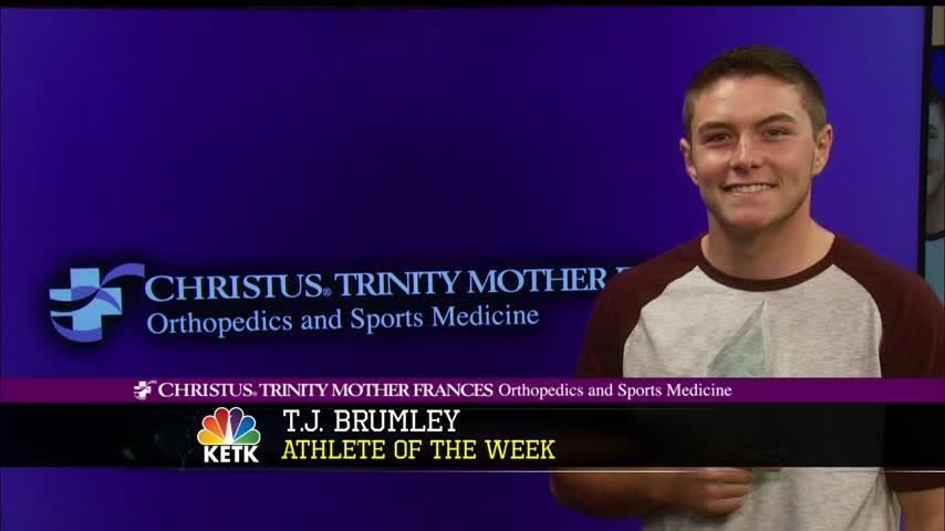 T-J- Brumley- Christus TMF Athlete of the Week_46178928-159532