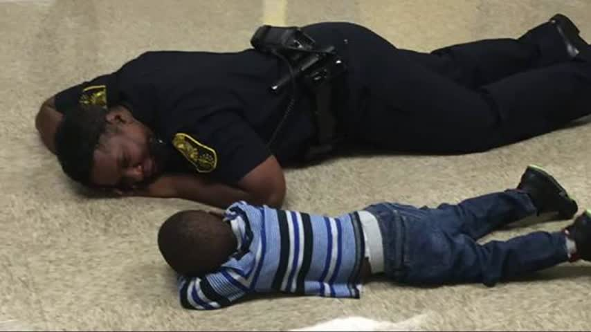 Video of Officer Goes Viral_81569557-159532