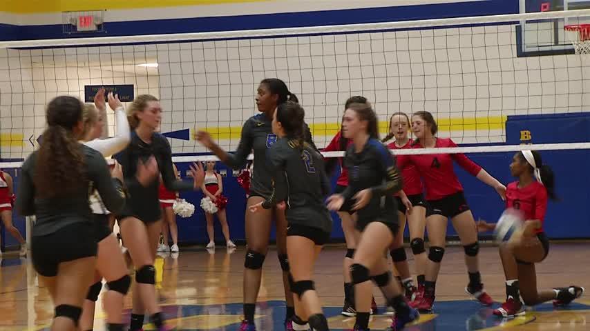 H-S- Volleyball Playoffs- Carthage Sweeps Chapel Hill_28708557-159532