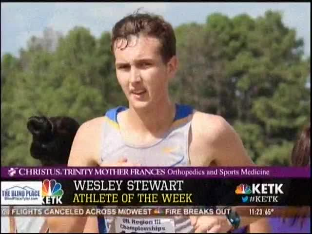 Wesley Stewart- Christus TMF Orthopedics Athlete of the Week_68218806