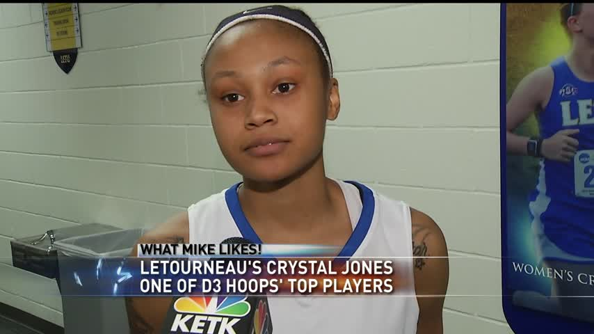 What Mike Likes- LeTourneau-s Crystal Jones_22424800