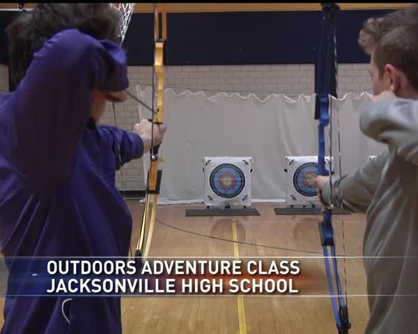 Outdoors Adventure class at Jacksonville High School_47799246