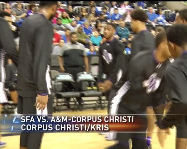 SFA picks up first true road win at A-M Corpus Christi_14826742