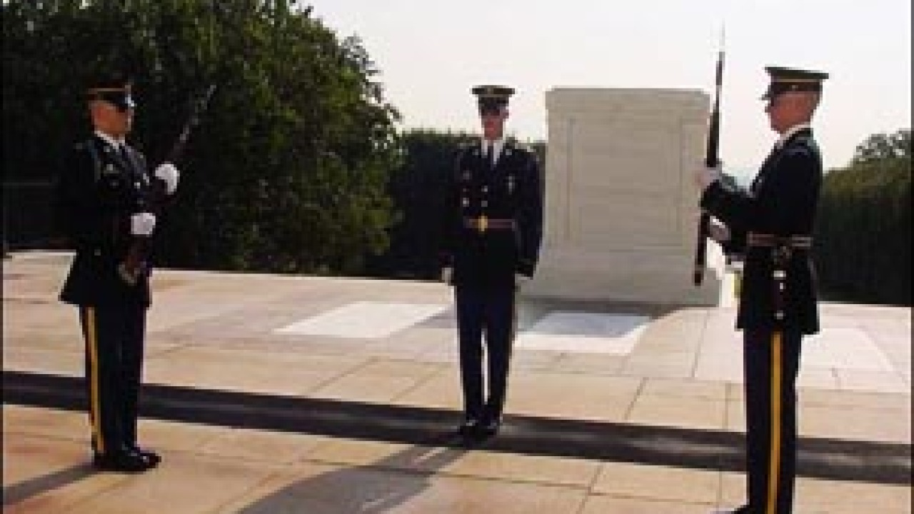 tomb of the unknown soldier - photo #20