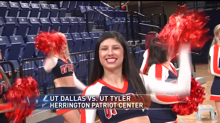 UT Tyler Men Win- Women Fall to UT Dallas_86456921