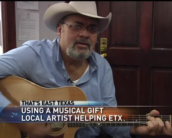 ETX musician using gift to help the Piney Woods