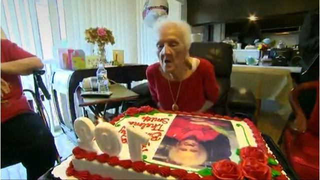102 Year Old Forced to Leave