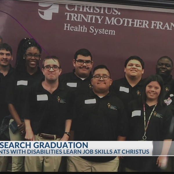 Project Search giving Tyler students with disabilities work skills they need