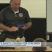 Angelina College shooter safety course