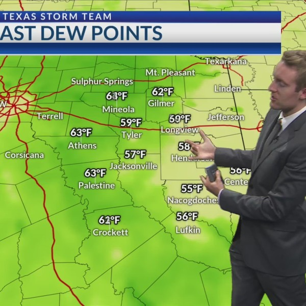 Tuesday Midday Forecast: Beautiful weather so far