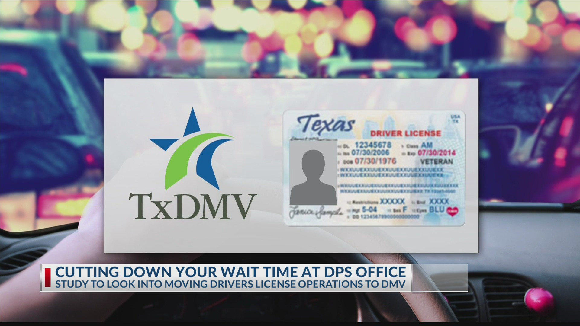 drivers license texas change of address