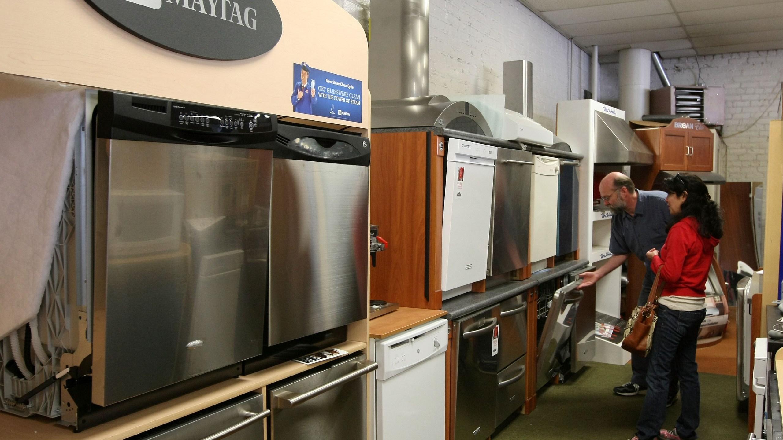 Consumer Reports ranks dishwashers | KETK | FOX51 ...