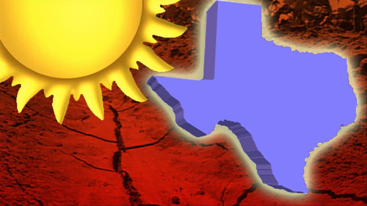 Texas Heat graphic