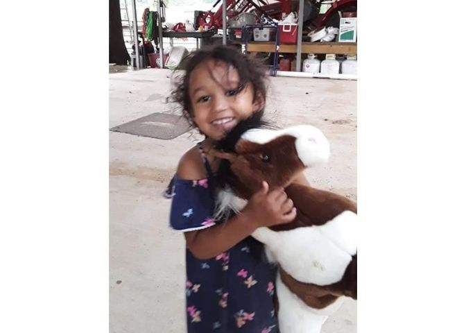 Missing Texas 3-year-old found dead in nearby pond | KXAN com