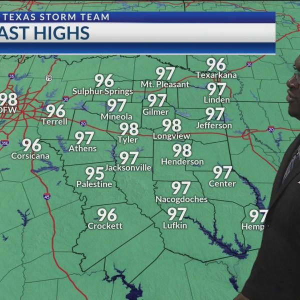 Weather Forecasts | KETK | FOX51 | EastTexasMatters com