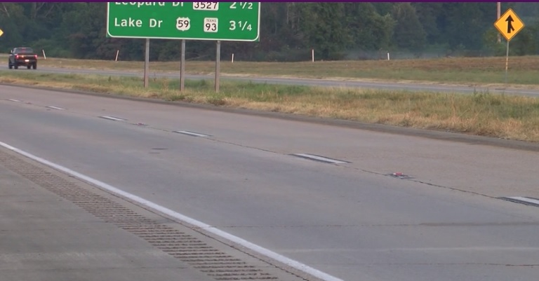 Cable Barriers Coming Soon To Some North East Texas Highways