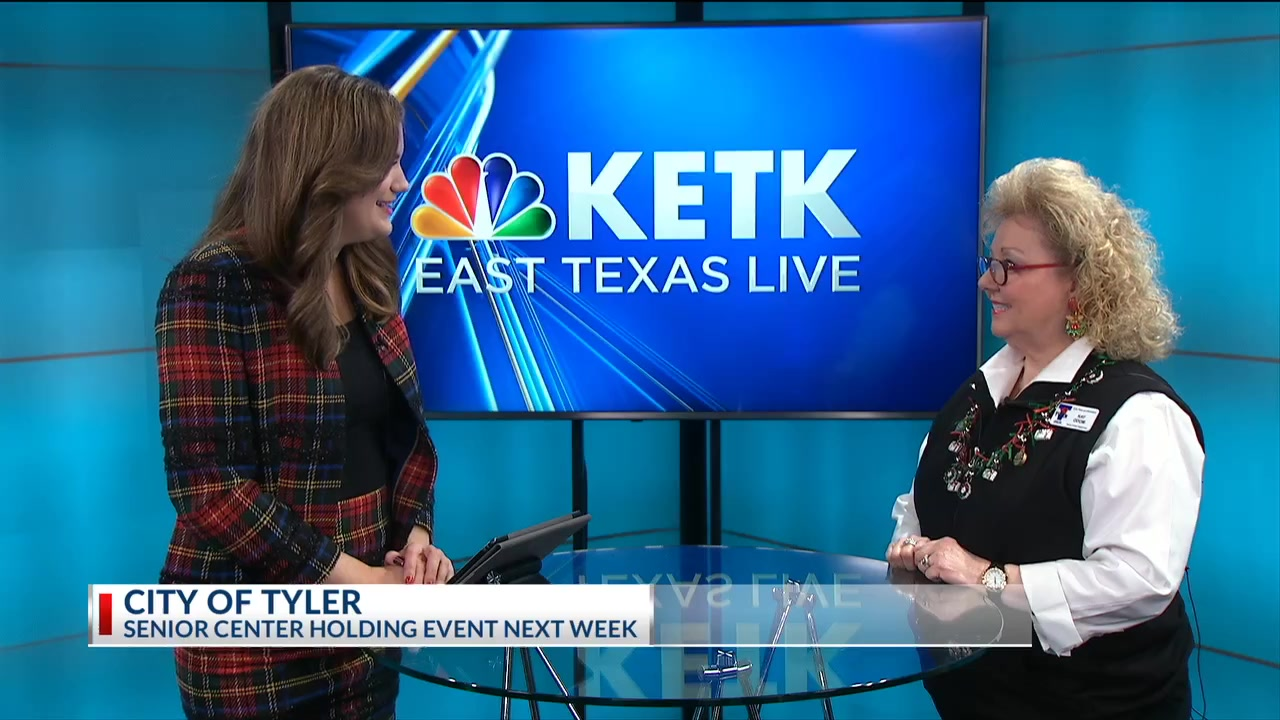 Tyler Senior Center New Year's Eve party | KETK.com ...