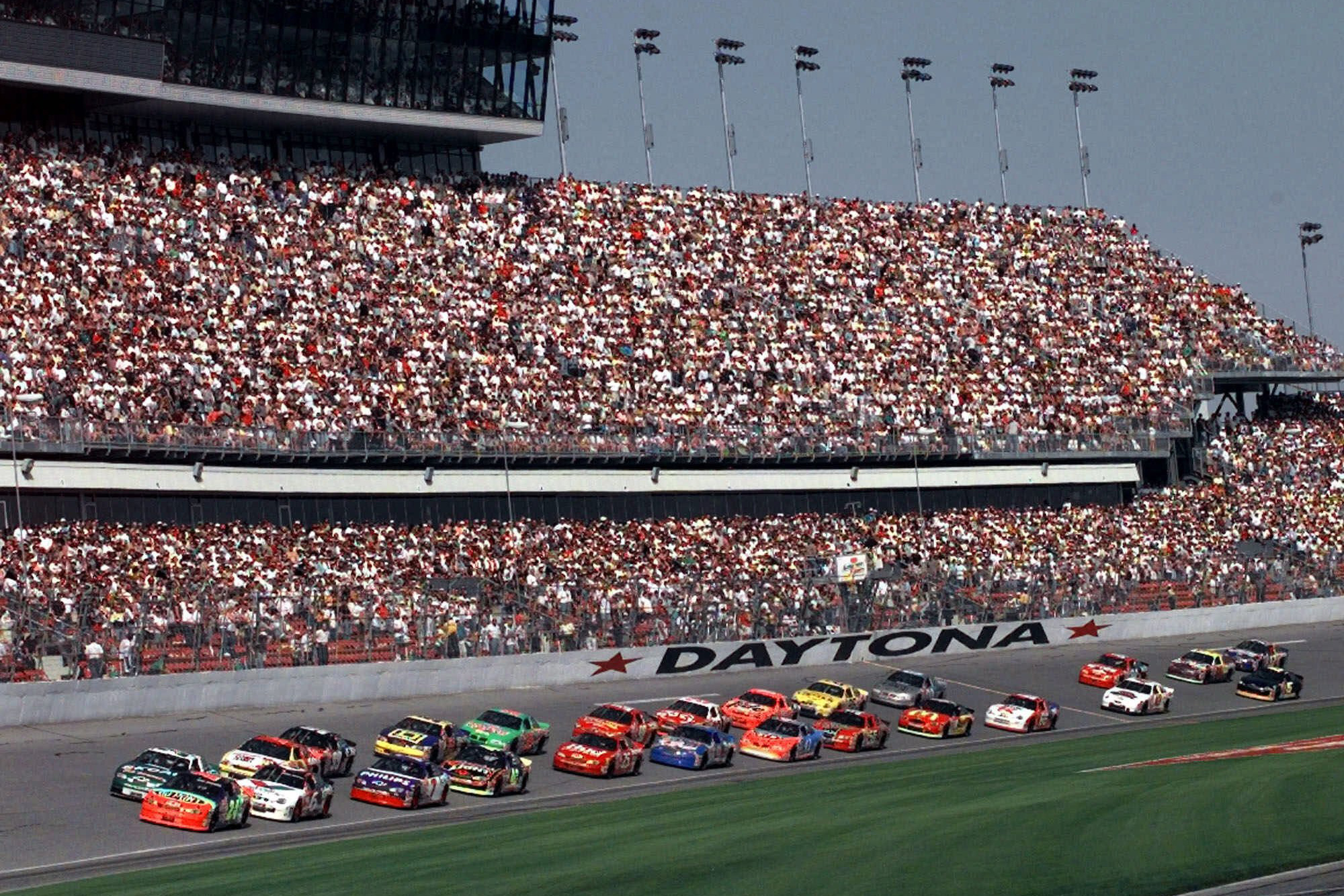 DAYTONA QUALIFYING RACE