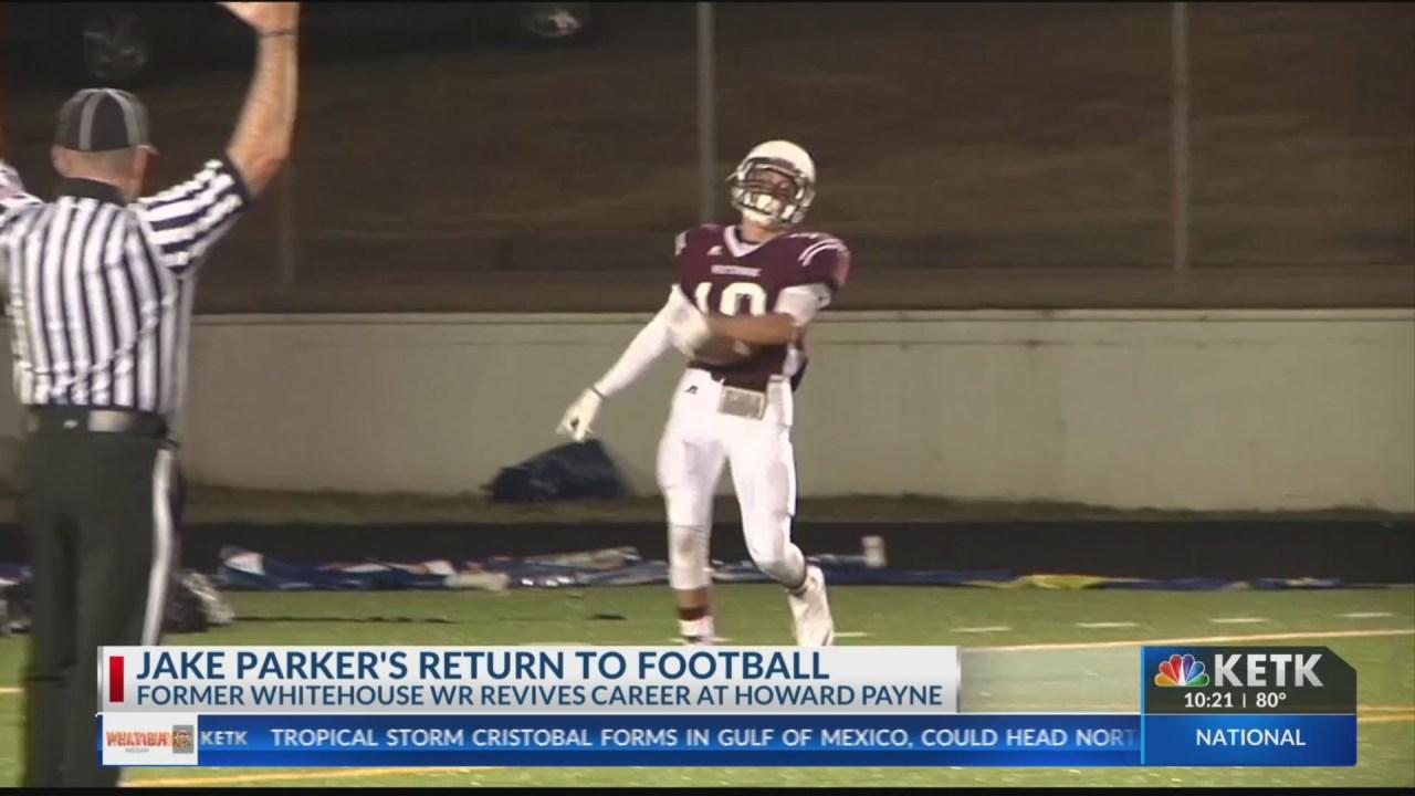 Jake Parker's football journey from Whitehouse to Howard ...