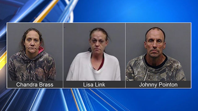 Smith County Deputies Arrest 3 After Brief Standoff