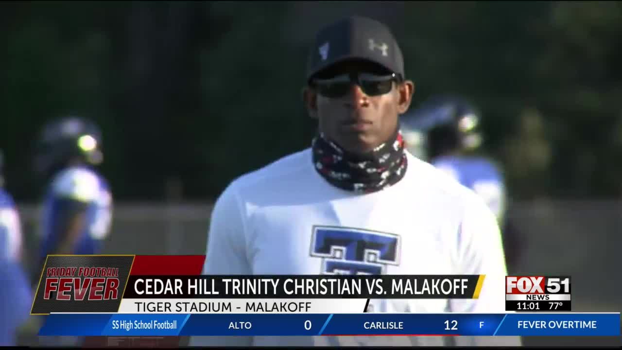 Game of the Week: Malakoff comes up short against Trinity ...