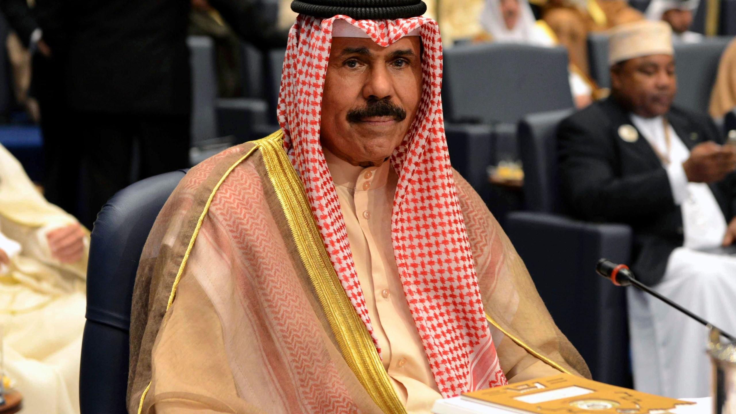 Nawaf Al-Ahmad Al-Jaber Al-Sabah