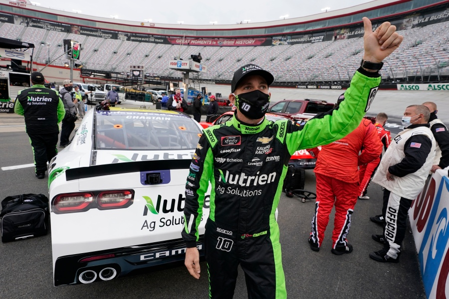 Chastain Snags Ganassi Cup Ride In Busy Nascar Free Agency Ketk Com Fox51 Com