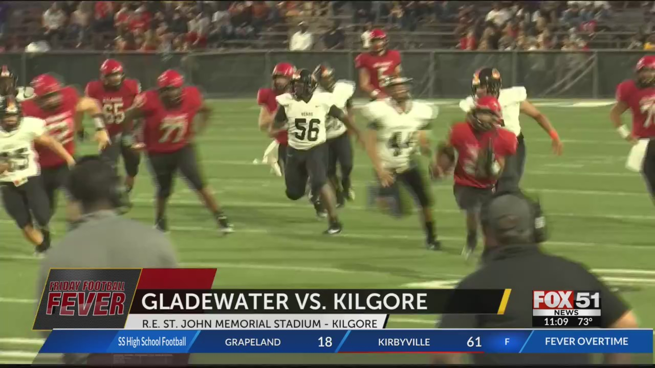 Gladewater Halloween 2020 Gladewater beats Kilgore 35 28   KETK.  FOX51.com